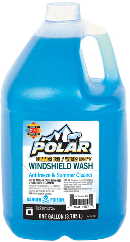 WWC6906P 1GL 0DEG WASHER FLUID