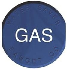 "WATERSAVER INDEX CAP ""GAS"" (BLUE)"