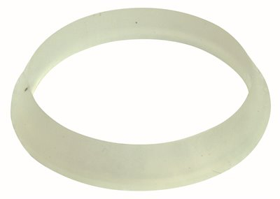 WATTS POLY SLIP JOINT WASHER, 1-1/2 IN. X 1-1/2 IN., LEAD FREE, PACK OF 100