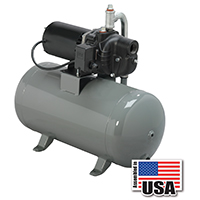 Wayne Pumps SWS50-12P Shallow Well Jet Pump, 1/2 hp, 1-1/4 in NPT Inlet, 3/4 in NPT Outlet, 120/240 V, 50 psi Case