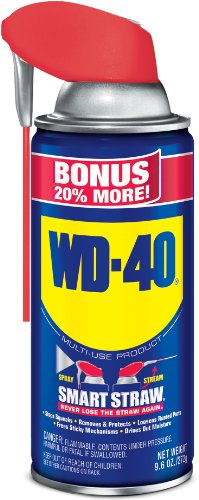 * WD40 9.6 OZ BONUS W/STR