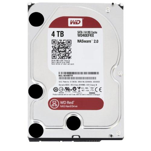 4TB SATA 6Gbs 64MB Red Drive