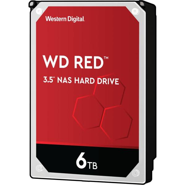 """6TB SATA 64MB 3.5"""" HD Red"""