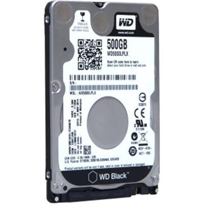 """500GB 2.5"""" SATA 6 Gbs Black SP"""