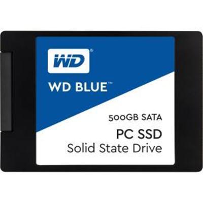 WD Blue3D NAND SATA SSD 500GB