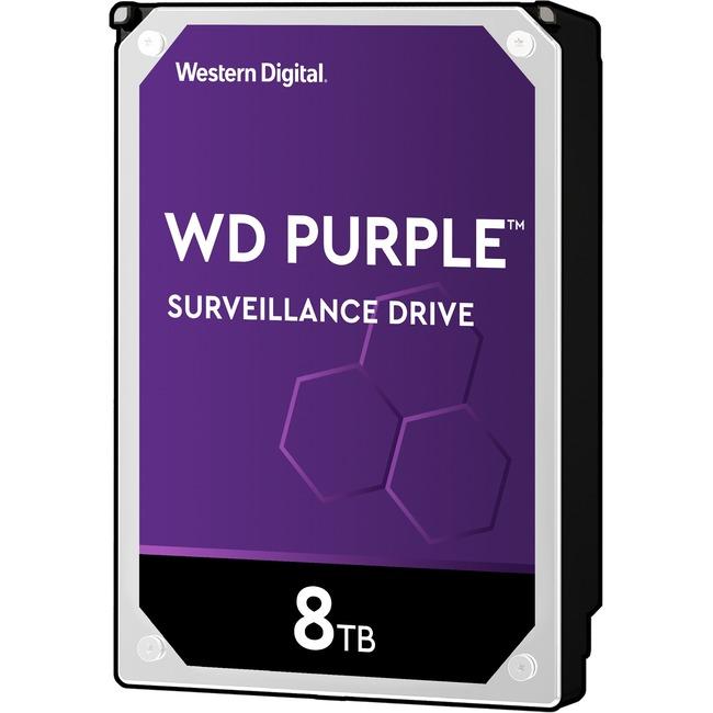 3.5 WD Purple SATA 256 Cache B
