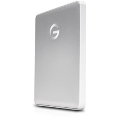 G-DRIVE mobile USB-C 1 TB Silv