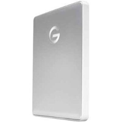 2TB G DRIVE mobile USB C Silve
