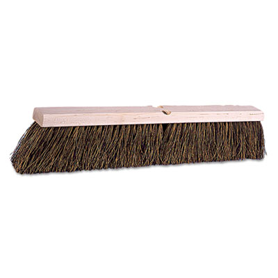 Garage Floor Brush, Palmyra Fill, 24in