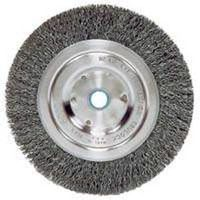 5IN CRMP WHEEL BRUSH COURSE 5/8-1/2