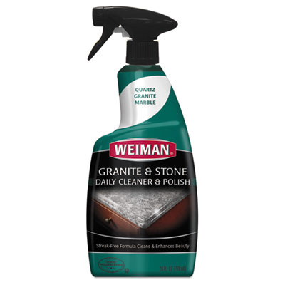 Granite Cleaner, Citrus Scent, 24 oz Bottle