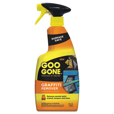 Graffiti Remover, 24 oz Spray Bottle