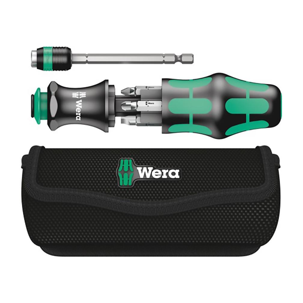 Wera Kraftform Kompakt 25 with Pouch