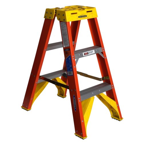 3 Foot Type IA Fiber Step Ladder