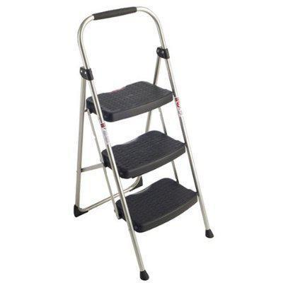 223-6 3STEP TYPE II STEP STOOL