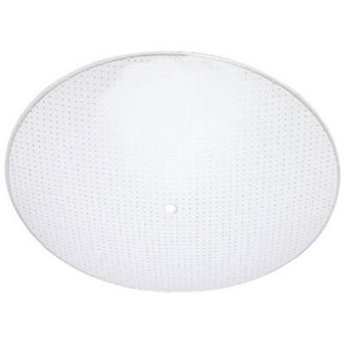 WESTINGHOUSE� ROUND CEILING FIXTURE REPLACEMENT GLASS, CLEAR DOT PATTERN, 13 IN., 4 PER BOX