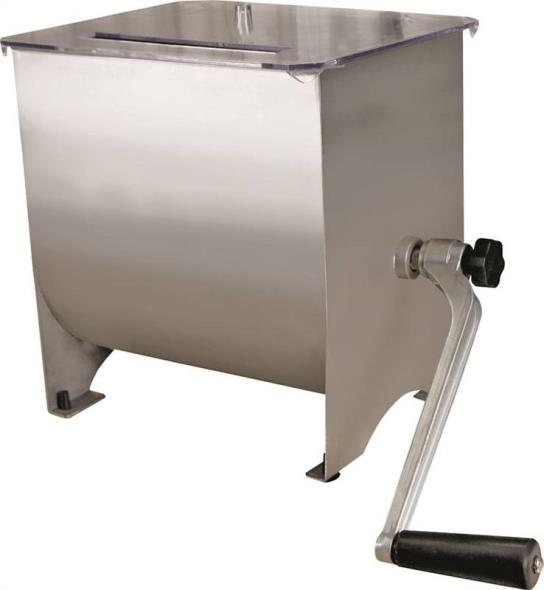 Weston 36-1901-W Hand-Operated Meat Mixer, 20 lb