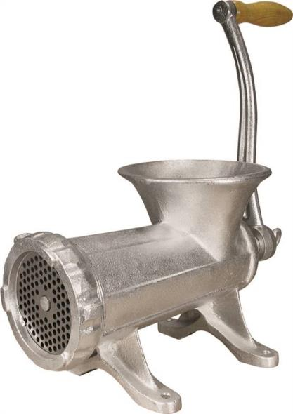 Whedon 36-2201-W Manual Meat Grinder, 3 - 4 lb, NO 22