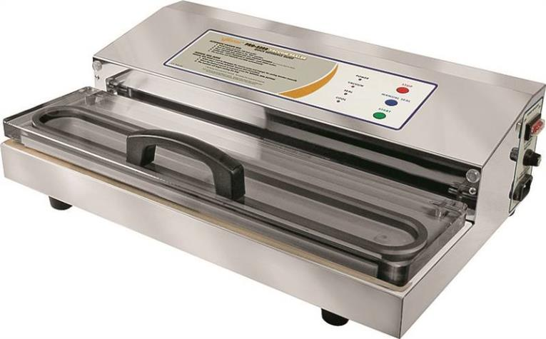 Weston Commercial Grade Pro 2300 Vacuum Sealer With Extra Large Bar