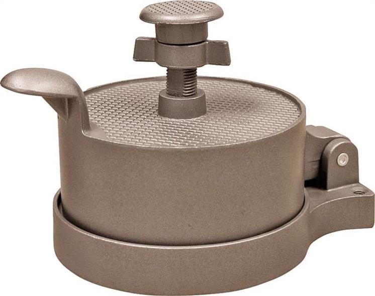 Weston Non-Stick Single Burger Press, Grey