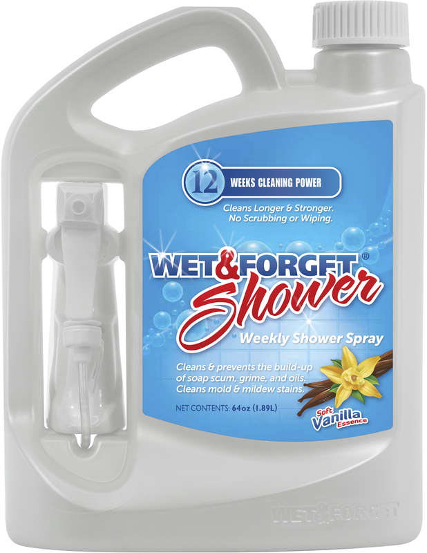801064 SHOWER WET & FORGET