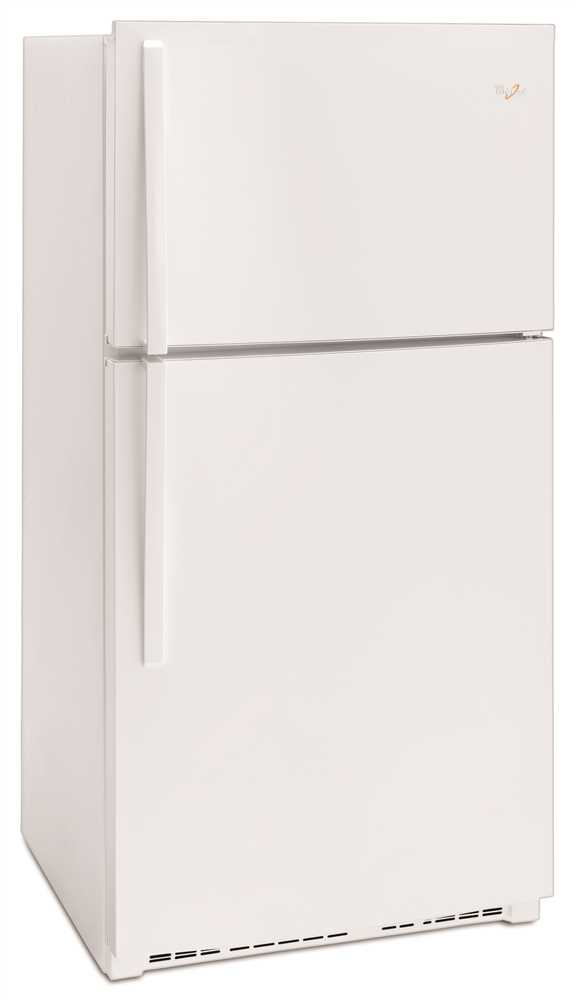 21.3 cu. ft. Top-Freezer Refrigerator with LED Interior Lighting, White