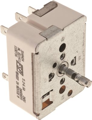 SURFACE BURNER SWITCH 6 INCH