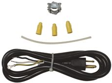 WHIRLPOOL� DISHWASHER CORD KIT, 3 PRONG