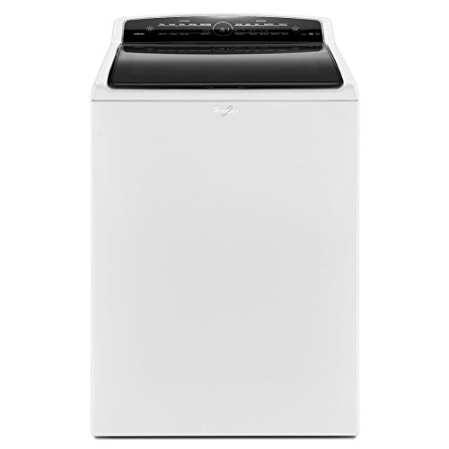 WHIRLPOOL� 4.8 CU. FT. CABRIO HIGH-EFFICIENCY TOP LOAD WASHER WITH STEAM CLEAN OPTION