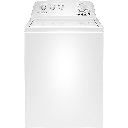 WHIRLPOOL� 3.5 CU. FT. TOP LOAD WASHER WITH THE DEEP WATER WASH OPTION
