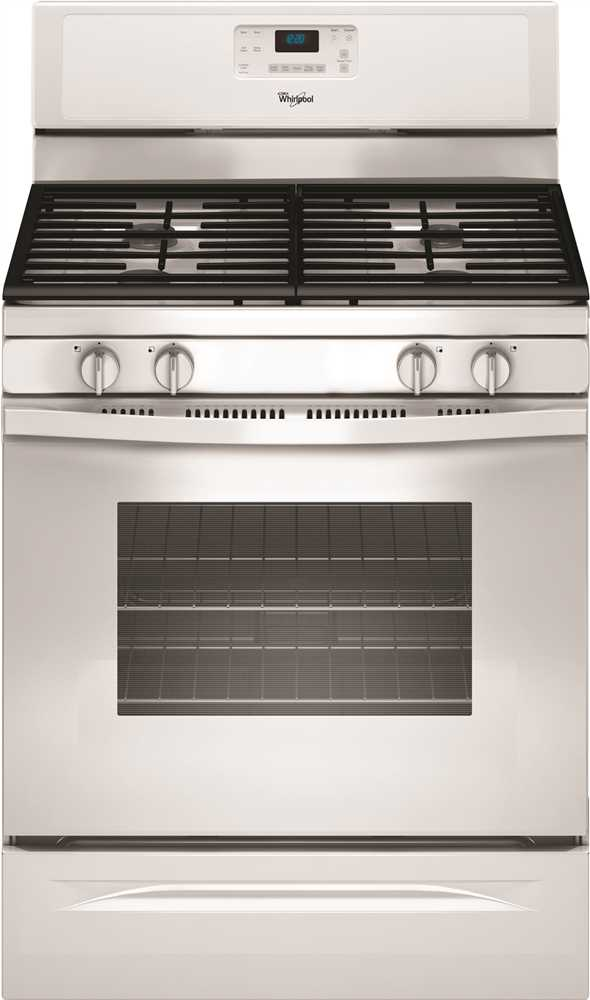 5.0 Cu. Ft. Freestanding Gas Range with AccuBake® Temperature Management System, White