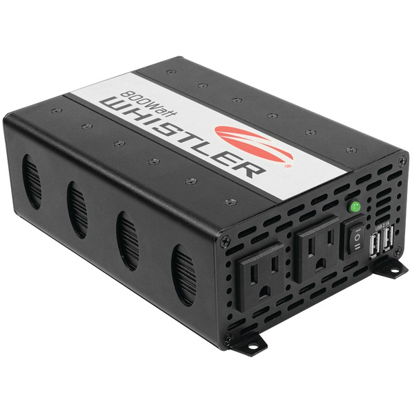 WHISTLER XP800i XP Series 800-Watt-Continuous Power Inverter