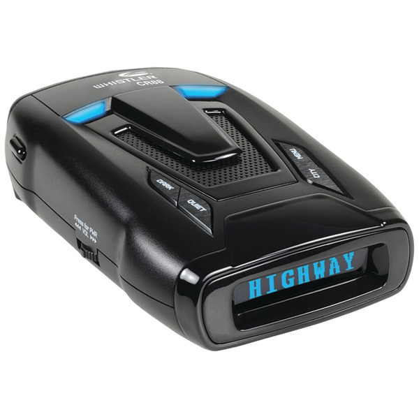 Whistler CR88 CR88 Bilingual Laser/Radar Detector