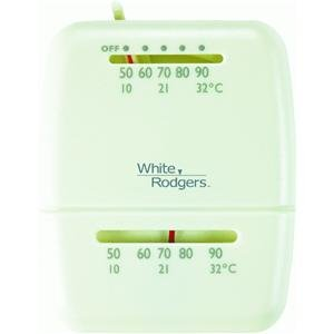 Standard Heat And Cool Mechanical Non-Programmable Thermostat