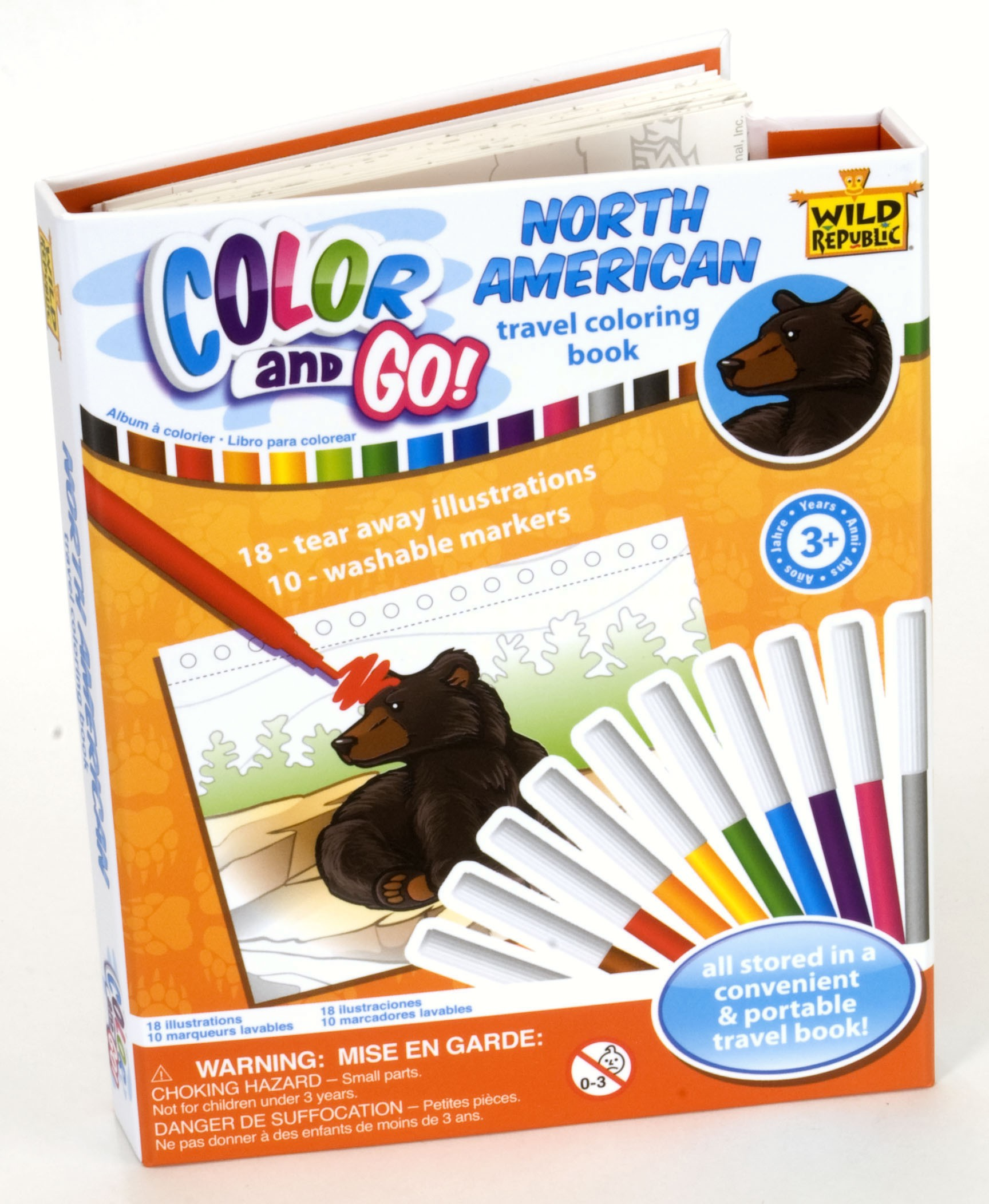 North American Color & Go