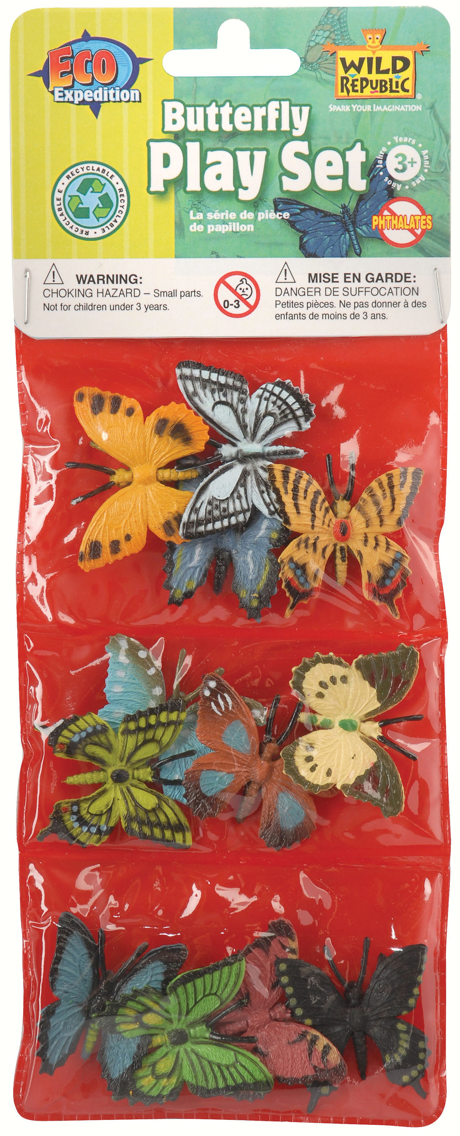 Mini Butterfly Playset