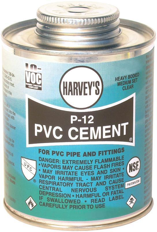 16Oz Heavy Pvc Cement