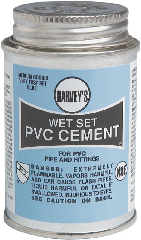 018420-12 PT BLUE PVC CEMENT