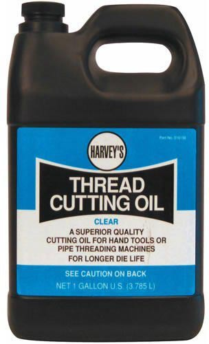 016150 1G CLEAR THREAD CUT OIL