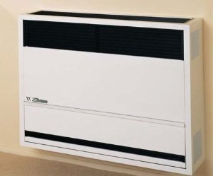 DIRECT VENT CONSOLE HEATER
