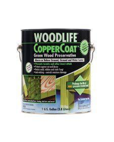 1-GALLON GREEN WOOD PRESERVATIVE