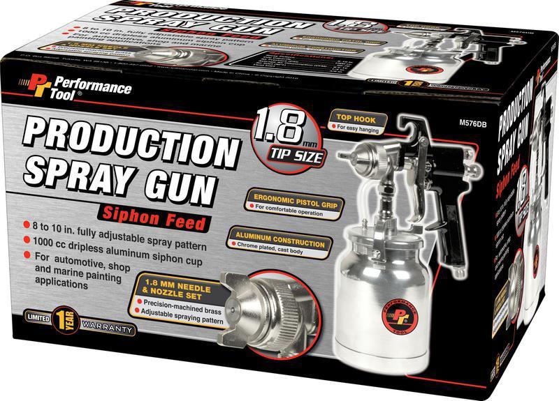 M576DB PRODUCTION SPRAY GUN