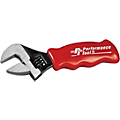 Performance Tool W9108 Stubby Adjustable Wrench, 1 in, 6 in OAL