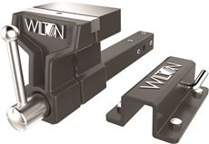 WILTON� ATV� ALL-TERRAIN VISE, 6 IN. JAW WIDTH, 5 IN. JAW OPENING, 5 IN. THROAT DEPTH
