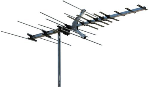 Winegard HD7694P Platinum Series HDTV High-Band VHF/UHF Deep Fringe Antenna (45-mile Range)