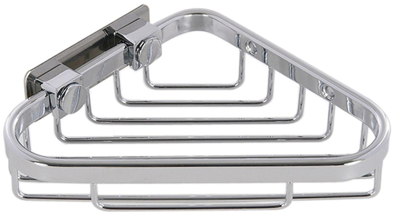 WINGITS CORNER BASKET MASTER 6 IN. BRIGHT STAINLESS