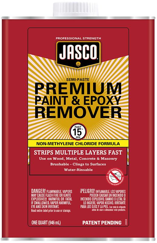 QJPR501 QT PREM EPOXY REMOVER