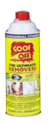 GOOF OFF REMOVER 16 OZ