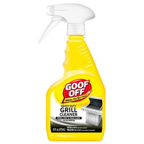 GOOF OFF� HEAVY-DUTY GRILL CLEANER, 16 OZ. SPRAY