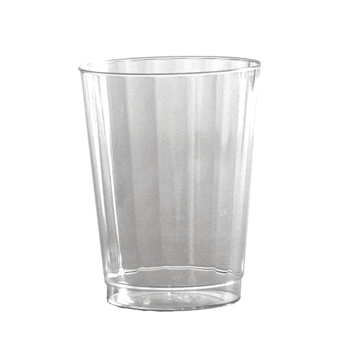 12-oz Classic Crystal Fluted Tumblers,